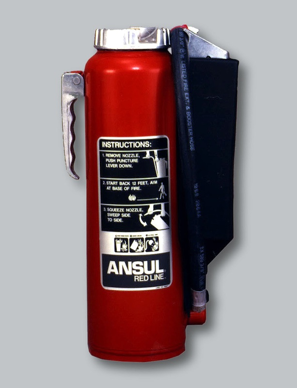 Ansul Redline Cartridge Operated Extinguishers - Utah Fire Copy